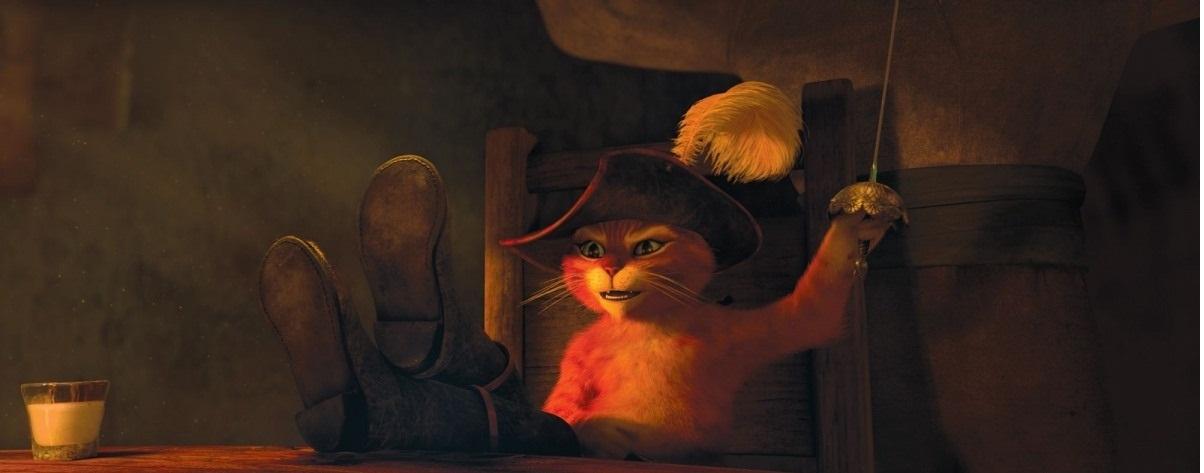 «Кот В Сапогах» — 2011